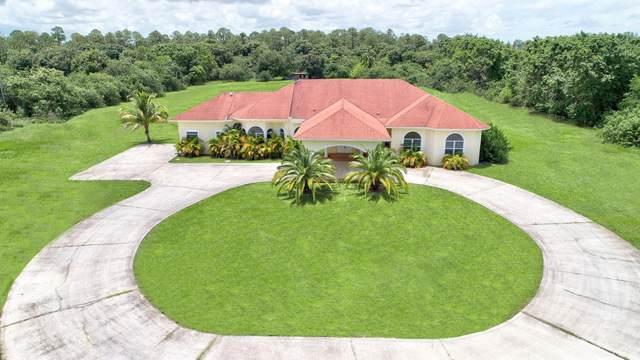 14094 43rd Road N, Loxahatchee Groves, FL 33470 (MLS #RX-10696195) :: The Jack Coden Group