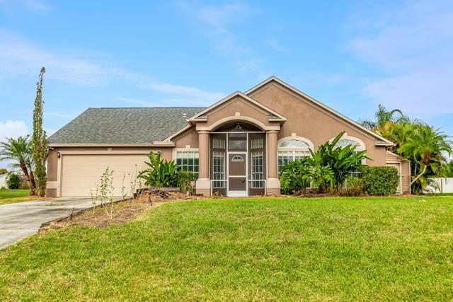 551 SW Columbus Drive, Port Saint Lucie, FL 34953 (MLS #RX-10696273) :: Castelli Real Estate Services