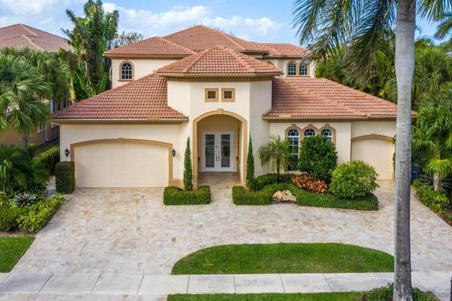 8849 Valhalla Drive, Delray Beach, FL 33446 (MLS #RX-10696274) :: Castelli Real Estate Services