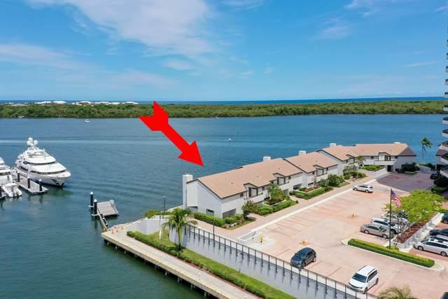 100 Lakeshore Drive L-1, North Palm Beach, FL 33408 (MLS #RX-10696501) :: Berkshire Hathaway HomeServices EWM Realty