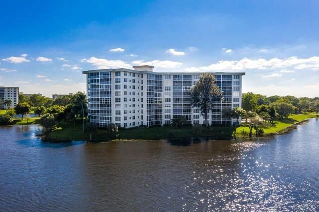 3051 N Course Drive #104, Pompano Beach, FL 33069 (MLS #RX-10696613) :: Castelli Real Estate Services