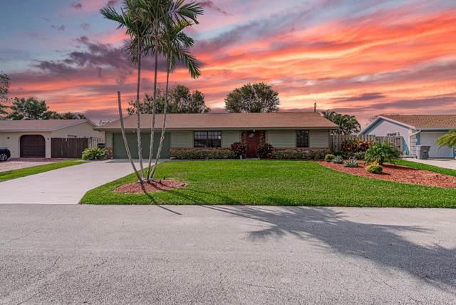 3620 Dorrit Avenue, Boynton Beach, FL 33436 (#RX-10696676) :: Ryan Jennings Group