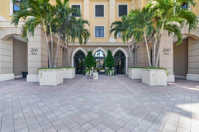 200 E Palmetto Park Road Th-18, Boca Raton, FL 33432 (#RX-10696751) :: Baron Real Estate