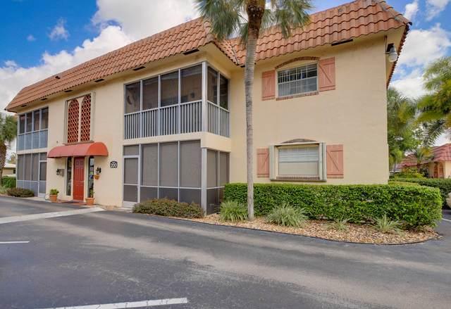 101 E Mcnab Road #210, Pompano Beach, FL 33060 (MLS #RX-10696896) :: Castelli Real Estate Services