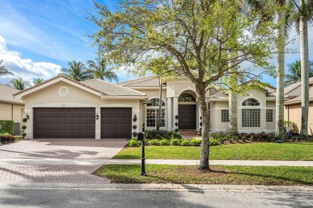 9644 Savona Winds Drive, Delray Beach, FL 33446 (MLS #RX-10697076) :: Castelli Real Estate Services