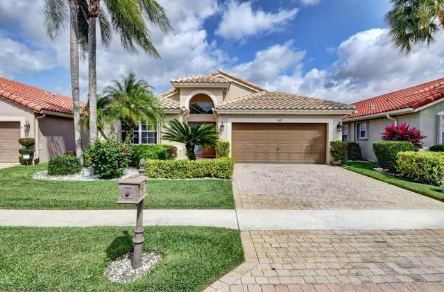 6621 Maybrook Road, Boynton Beach, FL 33437 (#RX-10697120) :: Ryan Jennings Group