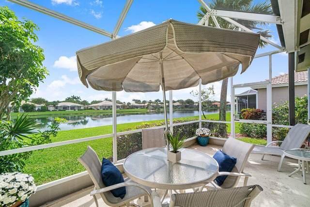 10605 Royal Caribbean Circle, Boynton Beach, FL 33437 (#RX-10697167) :: Posh Properties
