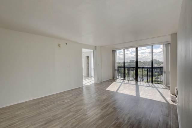 1653 Bridgewood Drive #1653, Boca Raton, FL 33434 (#RX-10697179) :: Michael Kaufman Real Estate