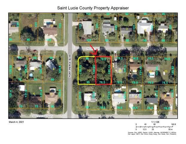 7605 Pacific Avenue, Fort Pierce, FL 34951 (#RX-10697226) :: Posh Properties