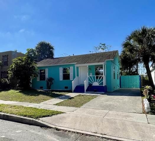 966 39th Court, West Palm Beach, FL 33407 (#RX-10697302) :: Signature International Real Estate