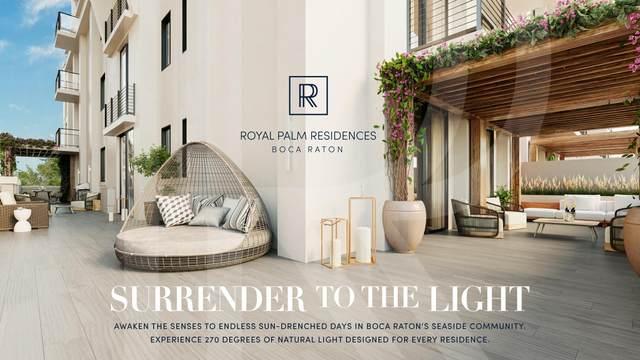 475 E Royal Palm Road #206, Boca Raton, FL 33432 (#RX-10697344) :: Baron Real Estate