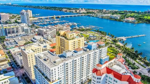 255 Evernia Street #607, West Palm Beach, FL 33401 (#RX-10697370) :: Ryan Jennings Group