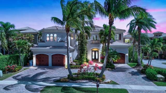 17541 Circle Pond Court, Boca Raton, FL 33496 (MLS #RX-10697454) :: The Jack Coden Group