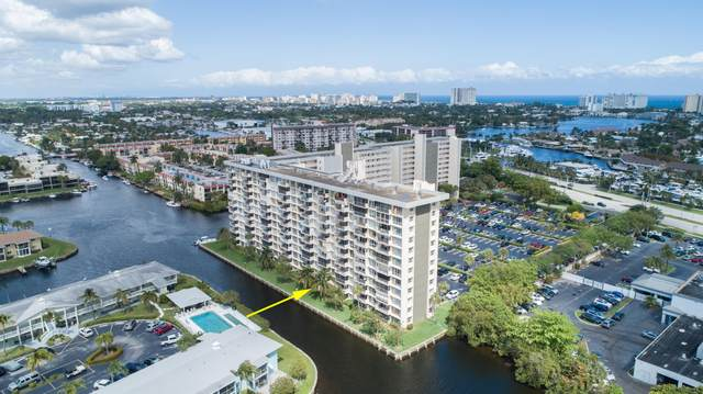 801 S Federal Highway #203, Pompano Beach, FL 33062 (#RX-10698144) :: Ryan Jennings Group