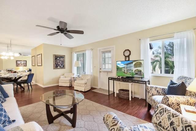 320 Pine Ridge Circle A2, Greenacres, FL 33463 (#RX-10698149) :: Baron Real Estate