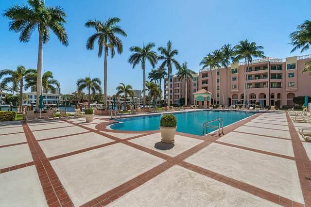 100 SE 5th Avenue #416, Boca Raton, FL 33432 (#RX-10698294) :: The Rizzuto Woodman Team