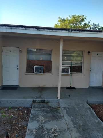 427 N 12th Street, Fort Pierce, FL 34950 (#RX-10698439) :: Posh Properties
