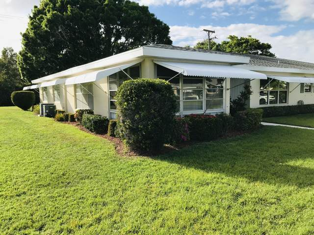 113 E Lakes End Drive SE A, Fort Pierce, FL 34982 (#RX-10698680) :: The Rizzuto Woodman Team