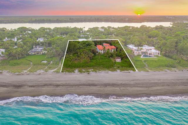 119 S Beach Road, Hobe Sound, FL 33455 (#RX-10698686) :: Signature International Real Estate