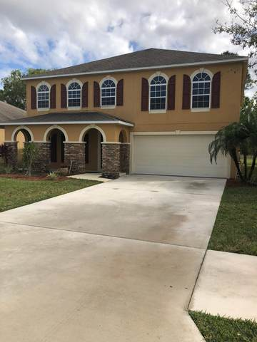 5193 NW Wisk Fern Circle, Port Saint Lucie, FL 34986 (#RX-10698859) :: Michael Kaufman Real Estate