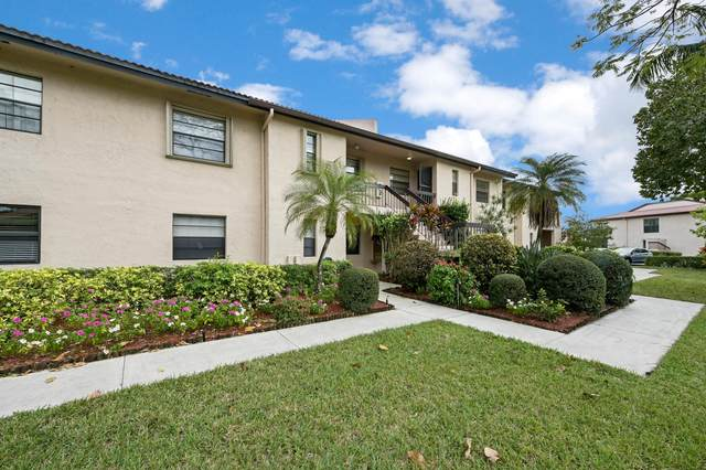 9268 Vista Del Lago F, Boca Raton, FL 33428 (#RX-10699001) :: Ryan Jennings Group