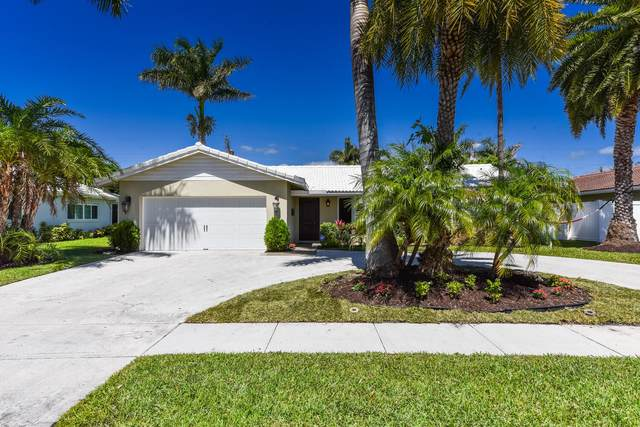 1161 SW 12th Street, Boca Raton, FL 33486 (#RX-10699158) :: Posh Properties