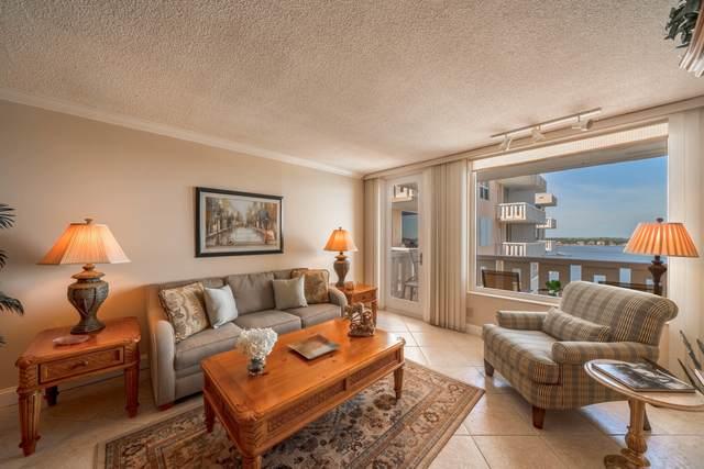 3450 S Ocean Boulevard #727, Palm Beach, FL 33480 (#RX-10700210) :: Baron Real Estate