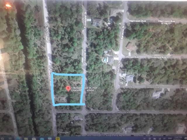 128 Overbrook Street, Port Charlotte, FL 33954 (#RX-10700303) :: Baron Real Estate