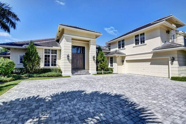 7220 Queenferry Circle, Boca Raton, FL 33496 (MLS #RX-10700708) :: The Jack Coden Group