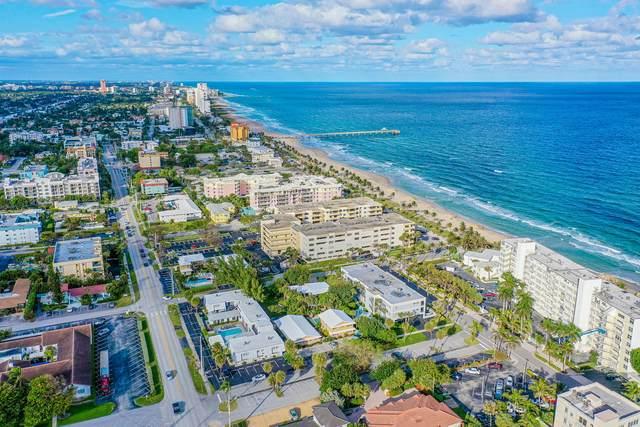 445 SE 21st Avenue #303, Deerfield Beach, FL 33441 (#RX-10701375) :: Posh Properties