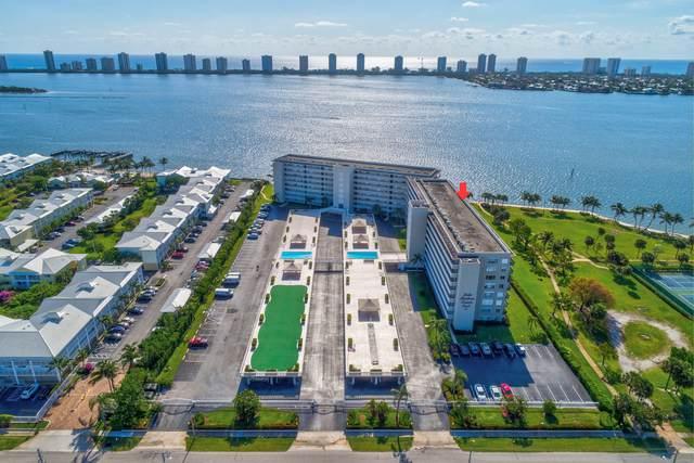 801 Lake Shore Drive #114, Lake Park, FL 33403 (#RX-10701771) :: Signature International Real Estate