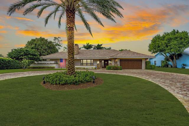 541 N Country Club Drive, Atlantis, FL 33462 (MLS #RX-10701778) :: The Jack Coden Group