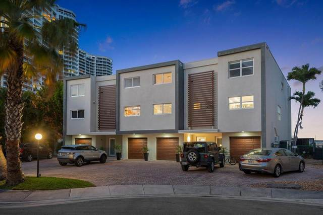 3927 NE 171 Street C, North Miami Beach, FL 33160 (#RX-10701876) :: Posh Properties