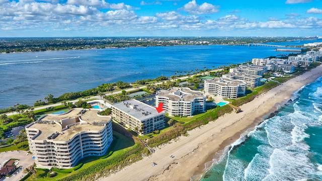 3390 S Ocean Boulevard #404, Palm Beach, FL 33480 (#RX-10701937) :: Baron Real Estate