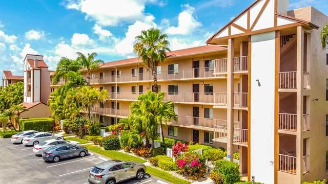 7341 Amberly Lane #309, Delray Beach, FL 33446 (#RX-10702143) :: Baron Real Estate