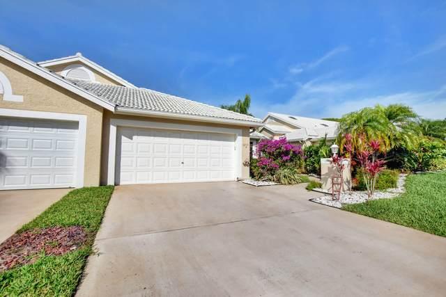 6215 Greenspointe Drive, Boynton Beach, FL 33437 (MLS #RX-10702256) :: The Jack Coden Group