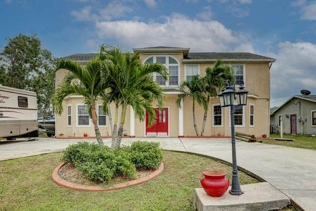 120 NE Sagamore Terrace, Port Saint Lucie, FL 34953 (MLS #RX-10702445) :: Berkshire Hathaway HomeServices EWM Realty
