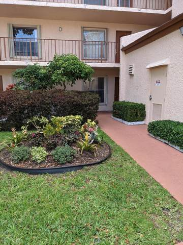14623 Bonaire Boulevard #104, Delray Beach, FL 33446 (#RX-10702466) :: Ryan Jennings Group