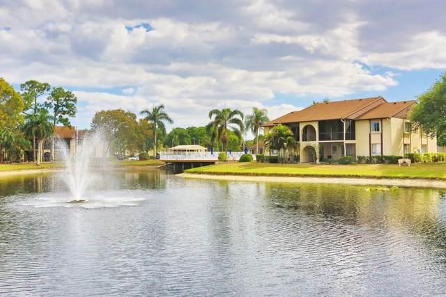 111 Lake Pine Circle C-2, Greenacres, FL 33463 (#RX-10702691) :: Ryan Jennings Group