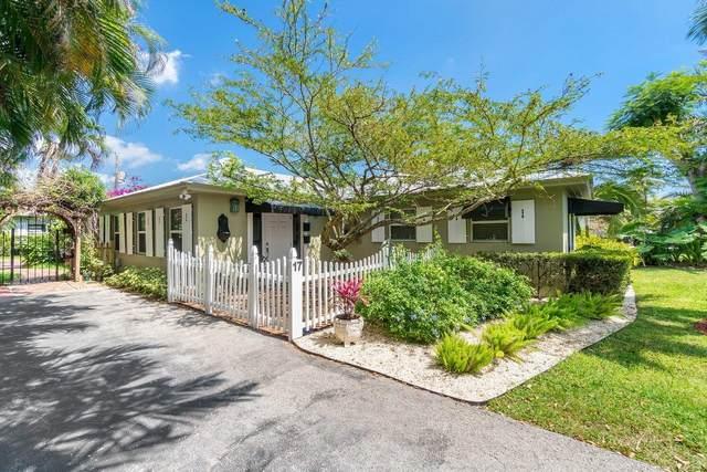 17 George Bush Boulevard, Delray Beach, FL 33444 (MLS #RX-10702909) :: The Jack Coden Group