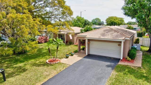 1973 NW 85 Lane, Coral Springs, FL 33071 (MLS #RX-10703223) :: The Jack Coden Group