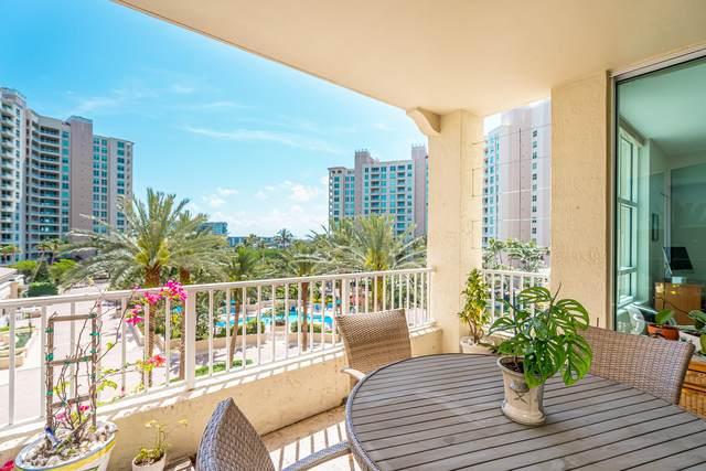 3700 S Ocean Boulevard #507, Highland Beach, FL 33487 (#RX-10703242) :: Posh Properties