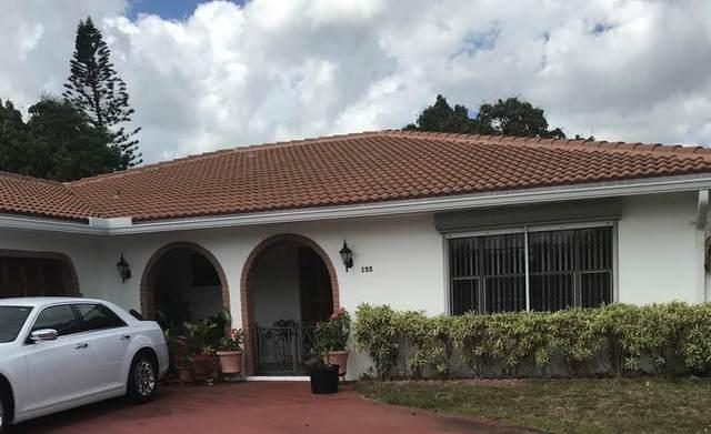 155 Viscaya Avenue NW, Royal Palm Beach, FL 33411 (MLS #RX-10703292) :: The Paiz Group