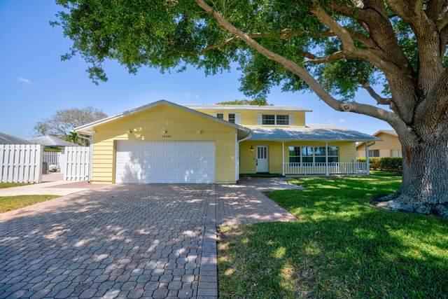 10095 Seagrape Way, Palm Beach Gardens, FL 33418 (MLS #RX-10703480) :: The Paiz Group