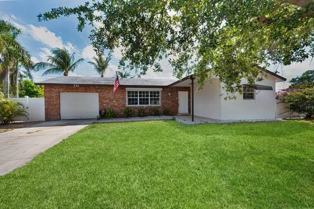 731 SE 4th Avenue, Delray Beach, FL 33483 (#RX-10703557) :: Baron Real Estate