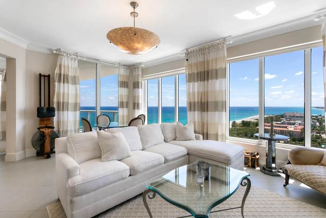 2700 N Ocean Drive 1903A, Riviera Beach, FL 33404 (#RX-10703632) :: Signature International Real Estate