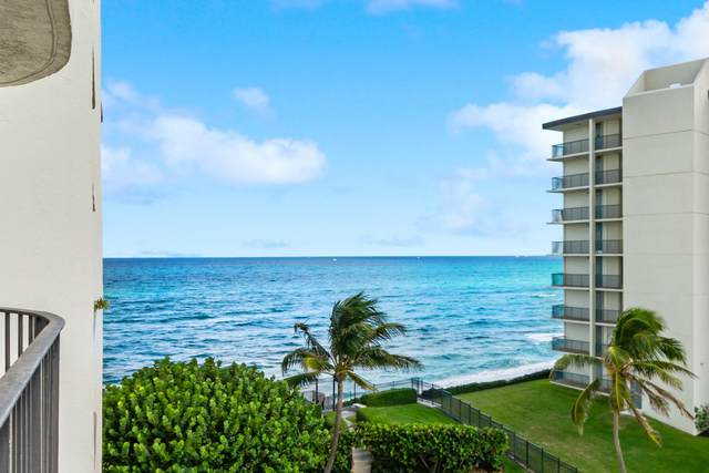 5420 N Ocean Drive #506, Riviera Beach, FL 33404 (#RX-10703643) :: Ryan Jennings Group