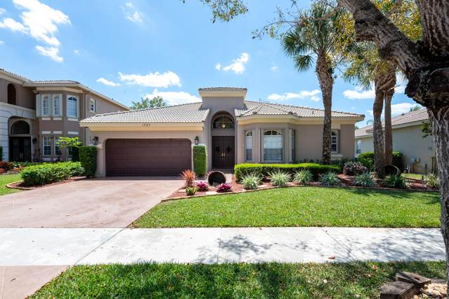 1725 Annandale Circle, Royal Palm Beach, FL 33411 (MLS #RX-10703693) :: The Jack Coden Group