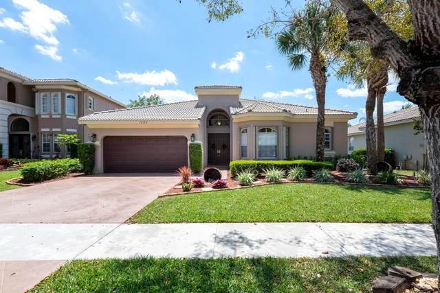 1725 Annandale Circle, Royal Palm Beach, FL 33411 (MLS #RX-10703693) :: The Paiz Group