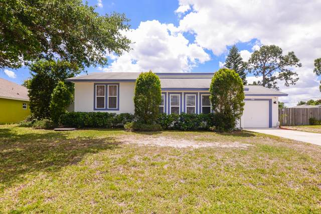 750 SW Monsoon Road, Port Saint Lucie, FL 34953 (#RX-10703866) :: Baron Real Estate